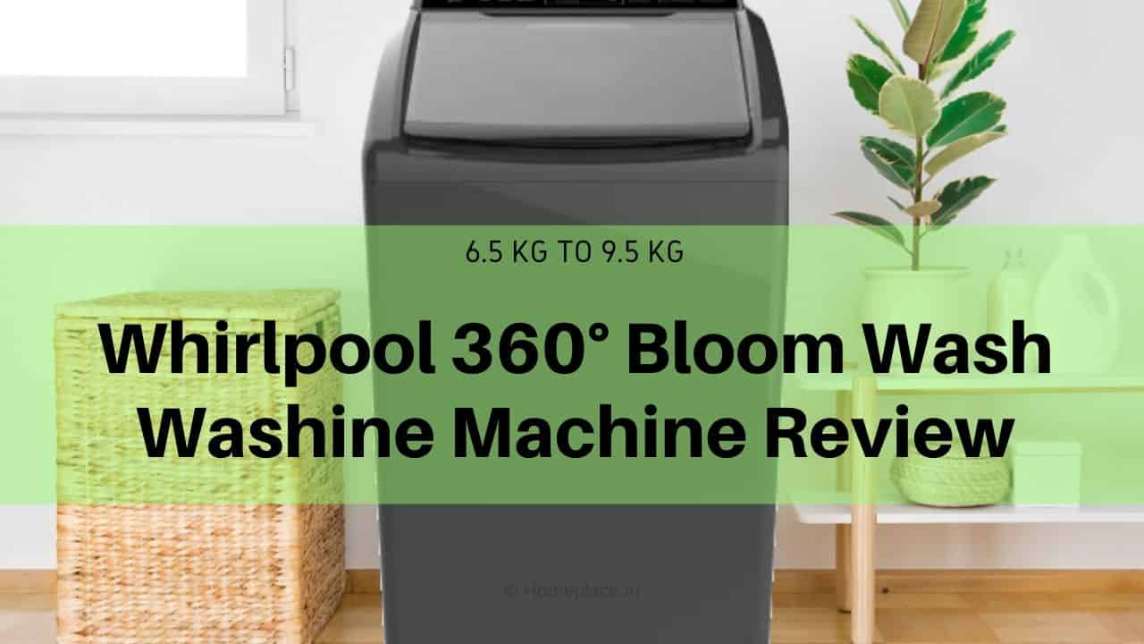 Best whirlpool washing machine 360 in India