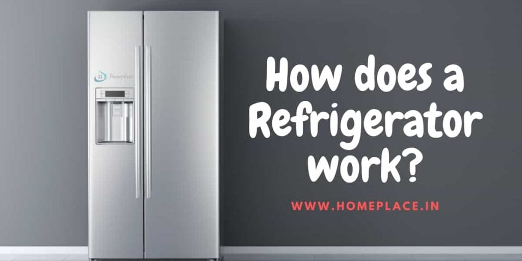 How does Refrigerator work? Know the working principle