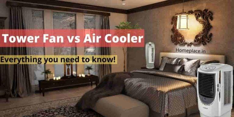 tower fan vs air cooler
