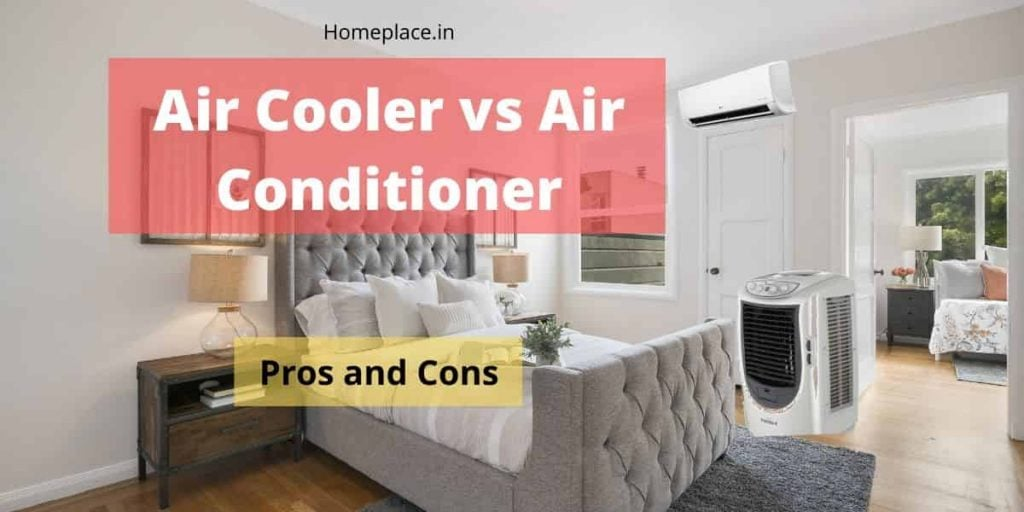 Top 10 Difference between Air Cooler and Air Conditioner