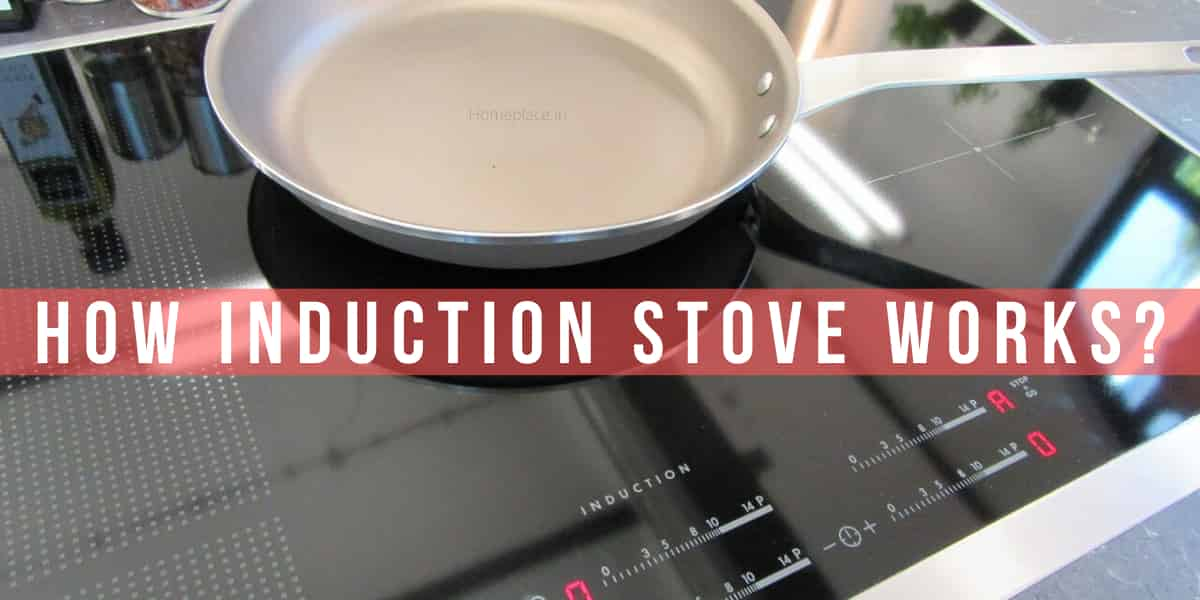 how induction stove works