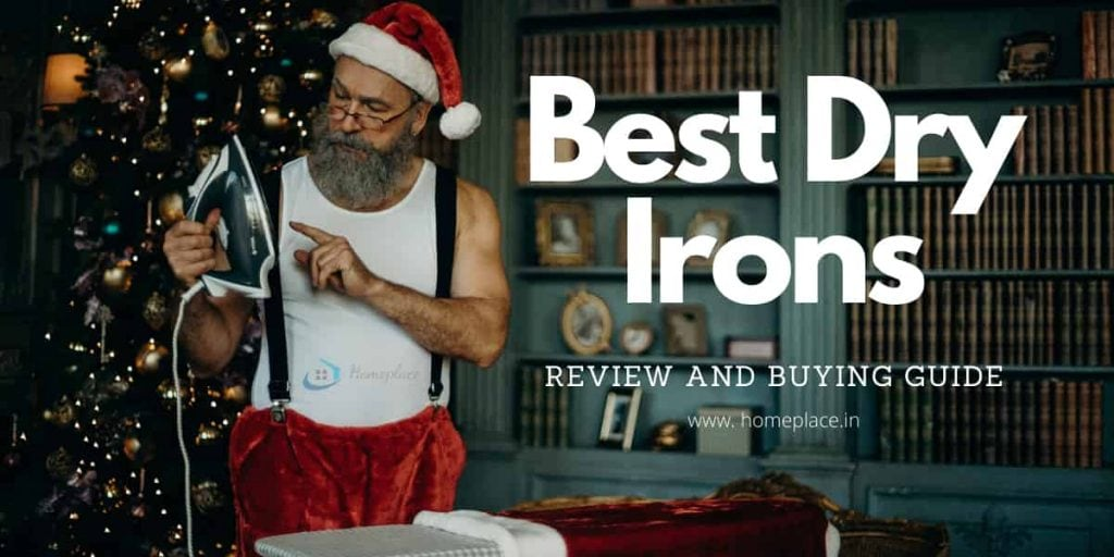 best dry iron box in India