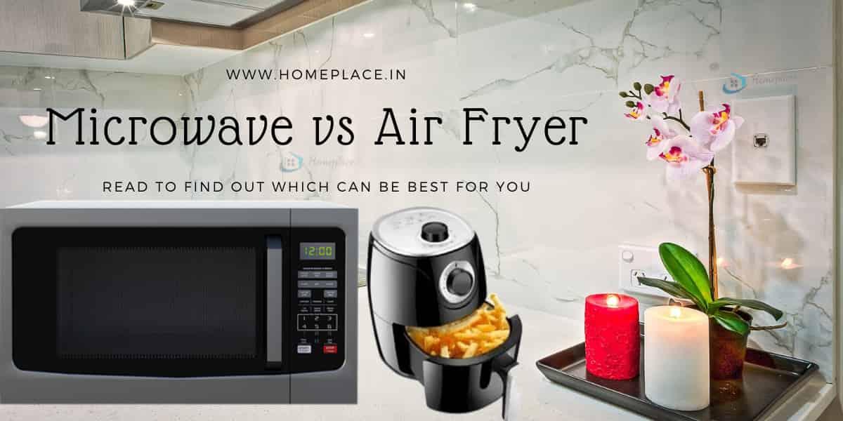 air fryer vs microwave