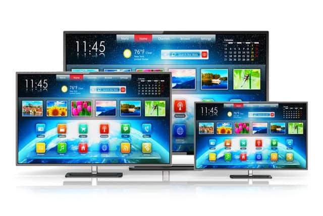 smart 4k TV