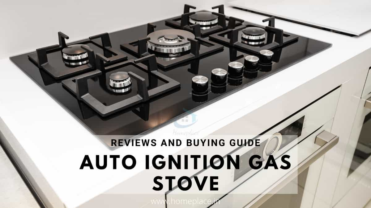 best auto ignition gas stove in India