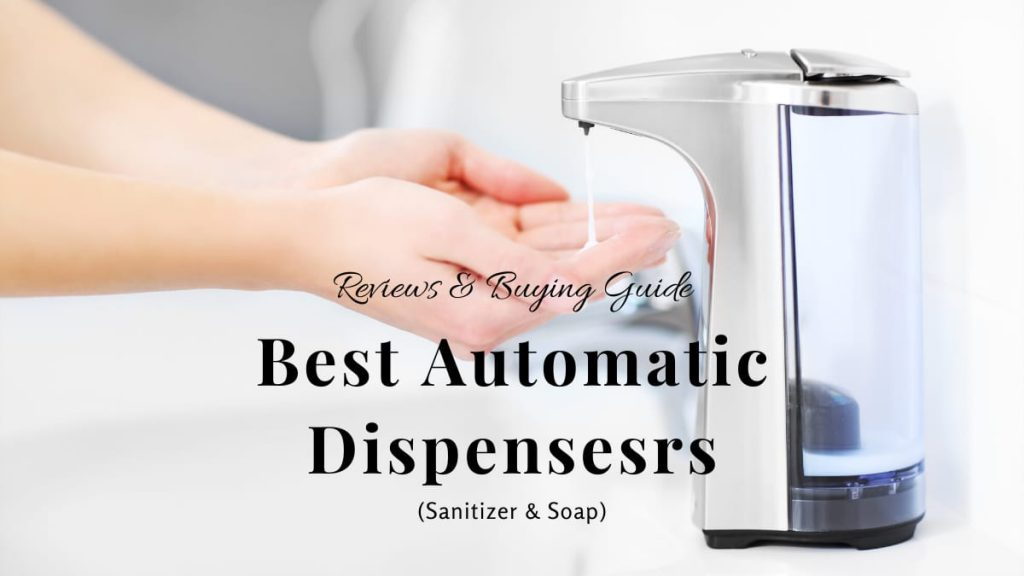 best automatic hand sanitizer and soap dispenser in India