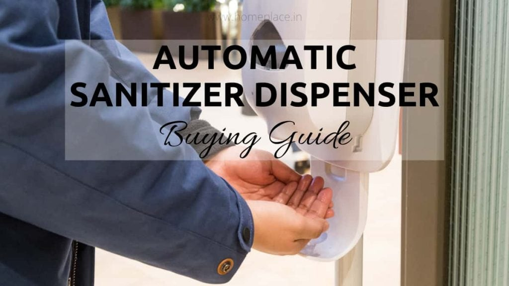 best automatic hand sanitizer dispenser in India