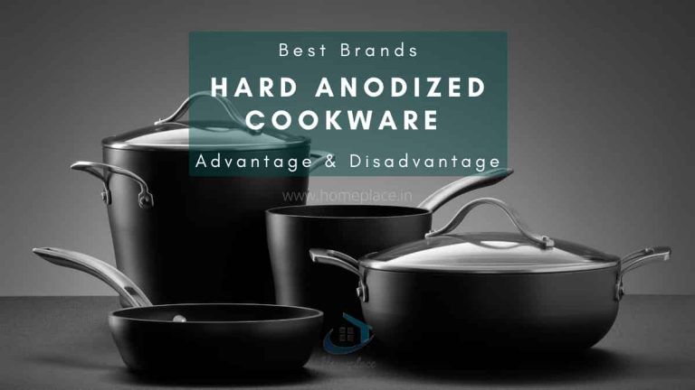 best hard anodized cookware brands in India