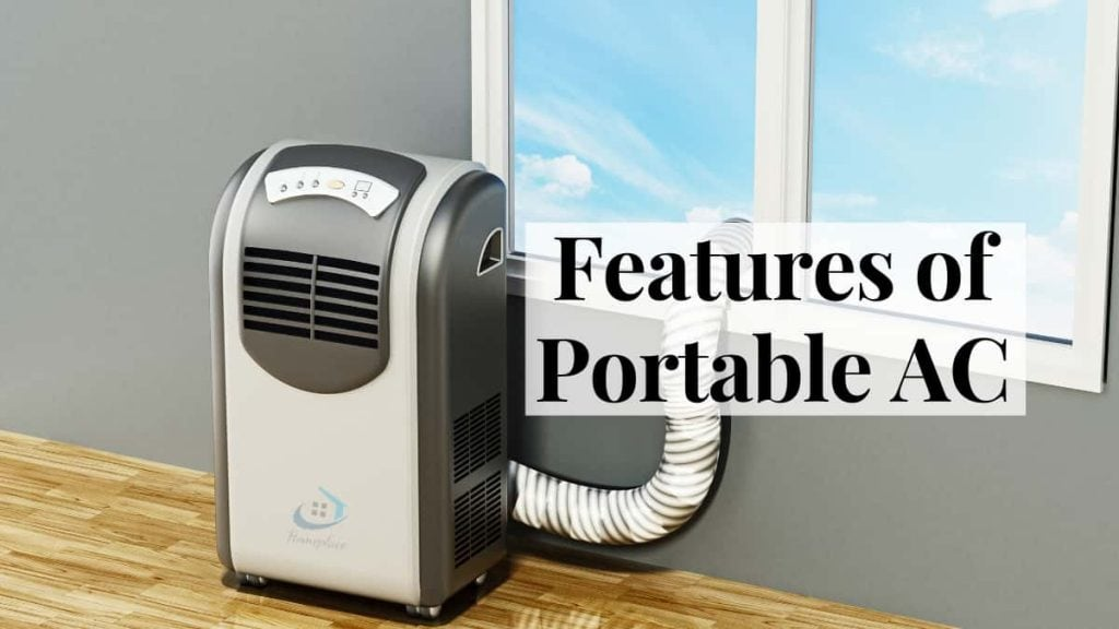 best portable ac features