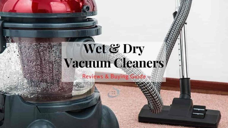 best dry and wet vacuum cleaner in India