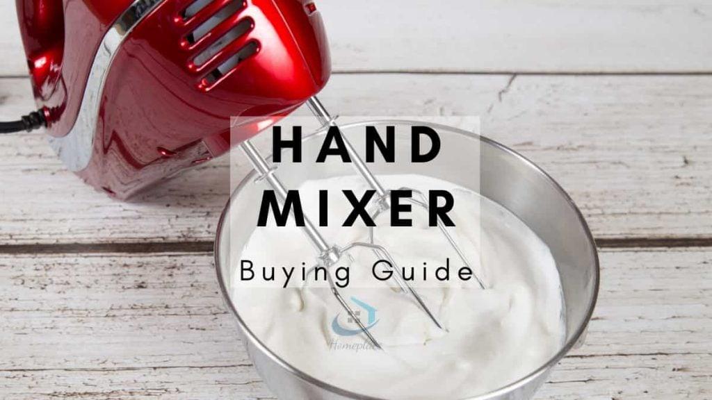 best hand mixers in India