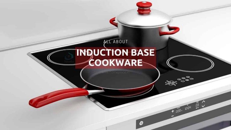 all about induction base cookware