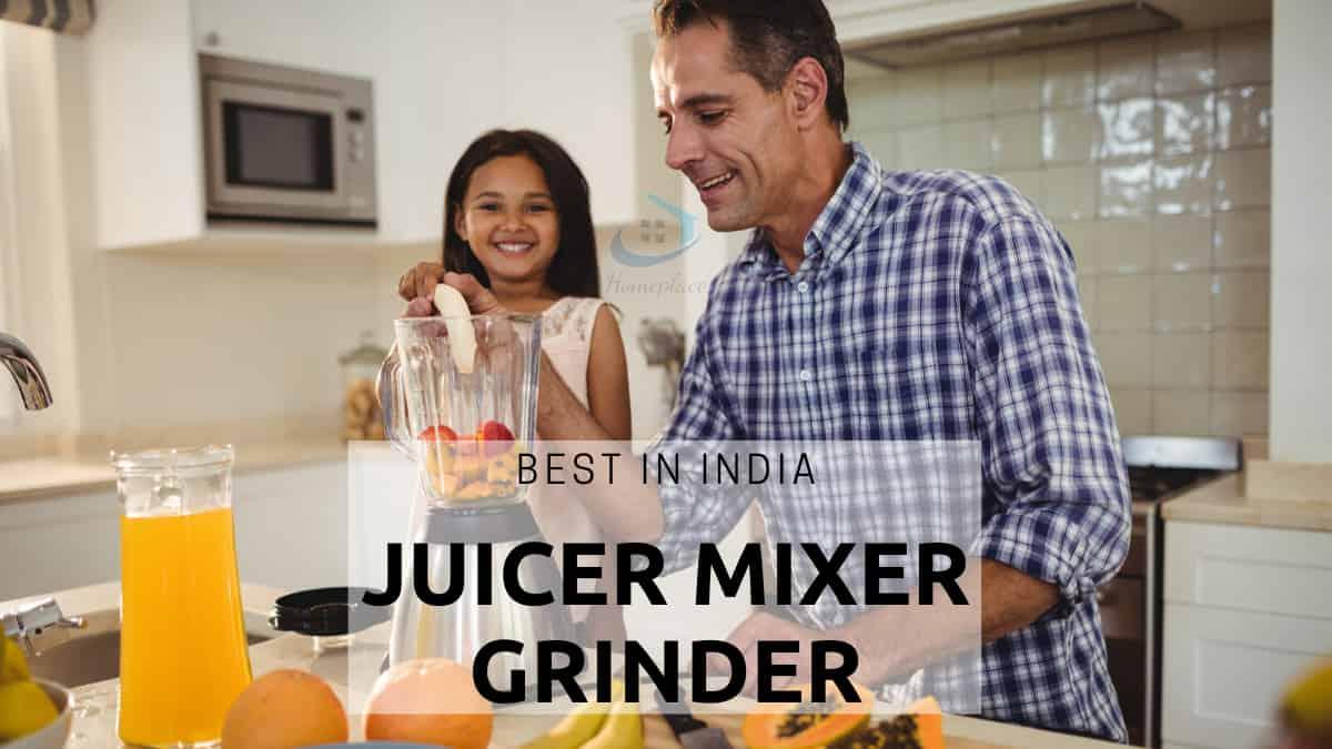best juicer mixer grinder in India