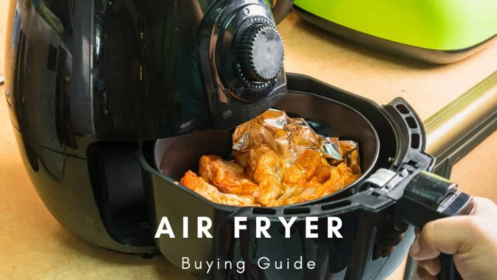 buying guide for best air fryer