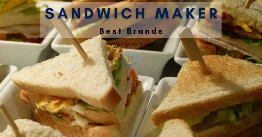 best brands of sandwich makers