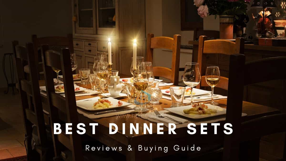 best dinner set in India