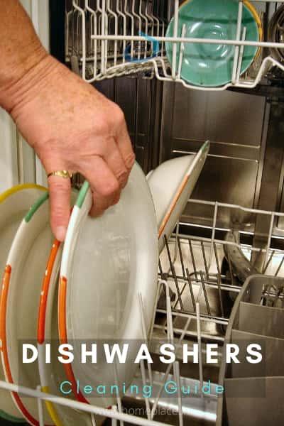 maintenance of best dishwashers