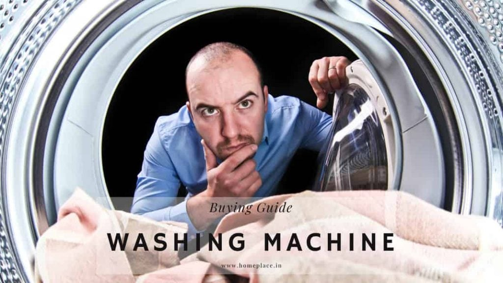 washing machine buying guide in India