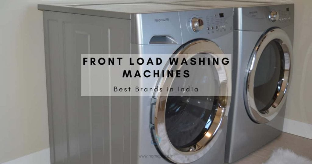 best brands for front loading washing machine