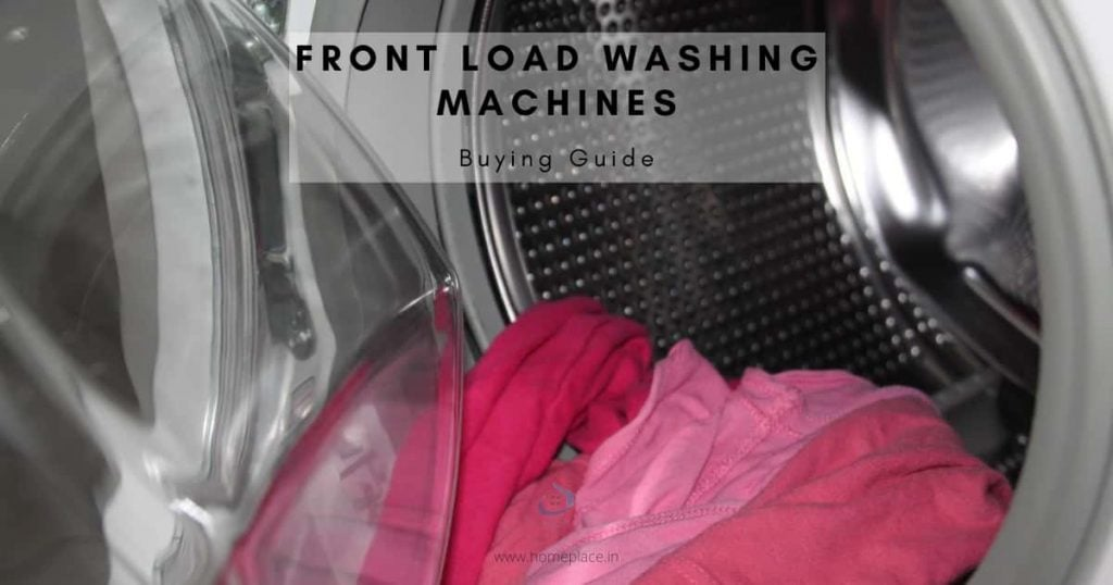 best front load washing machine buying guide