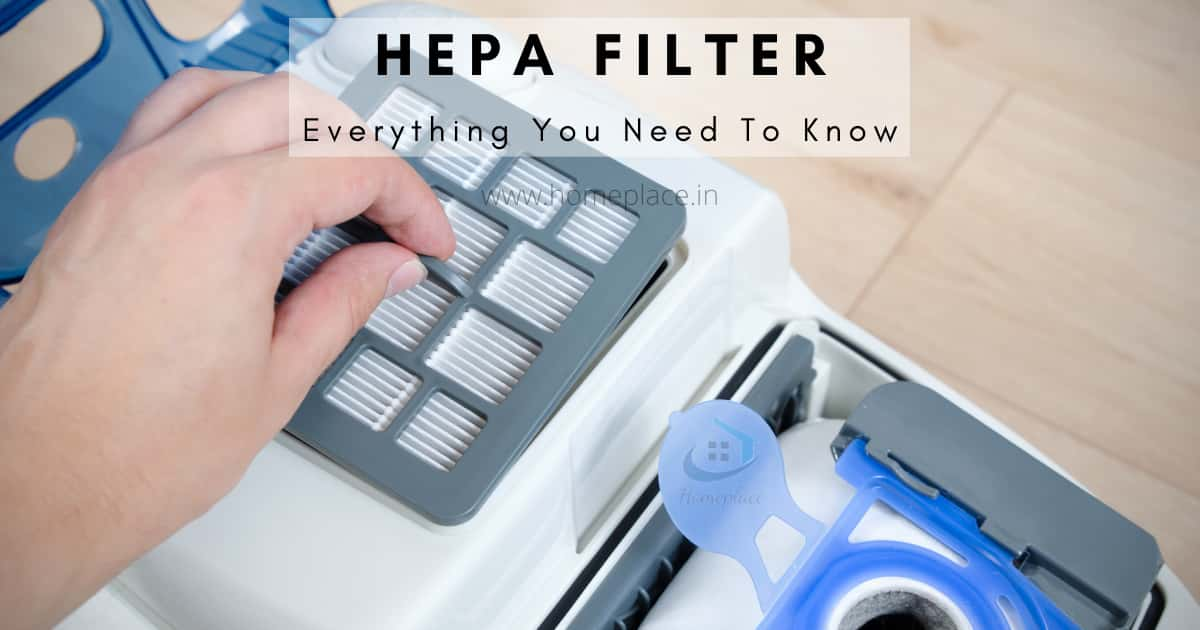 everything about HEPA filter