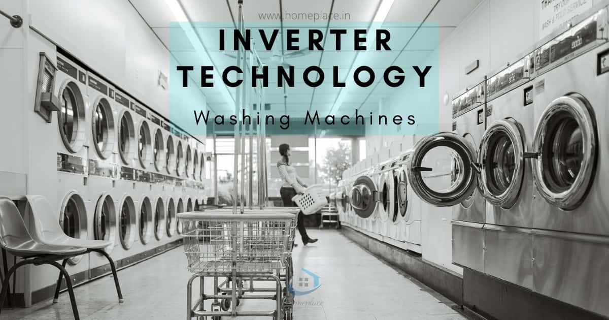 inverter technology in washing machines