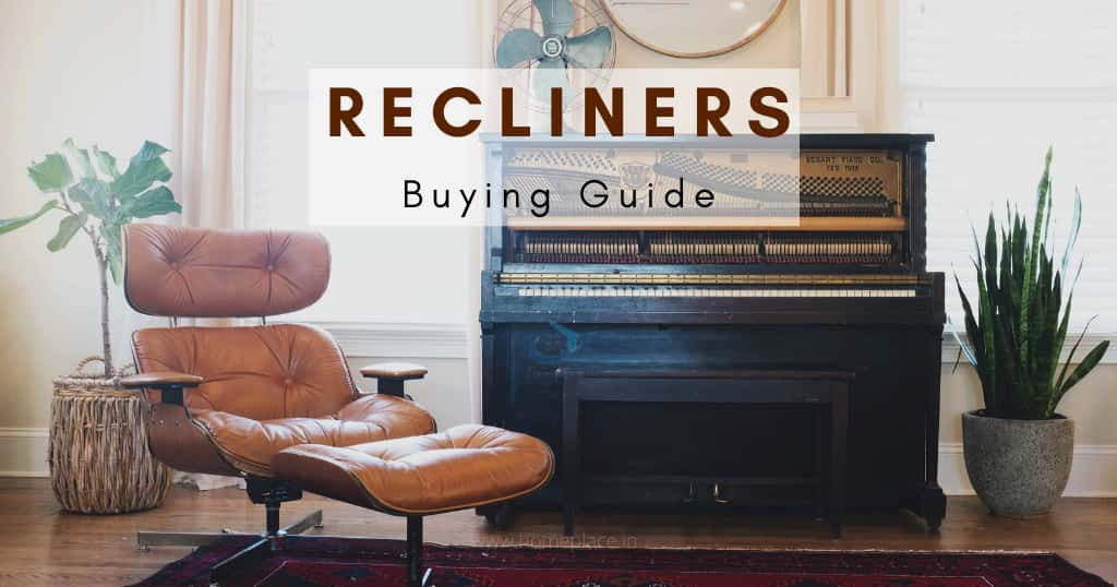 Best recliner buying guide