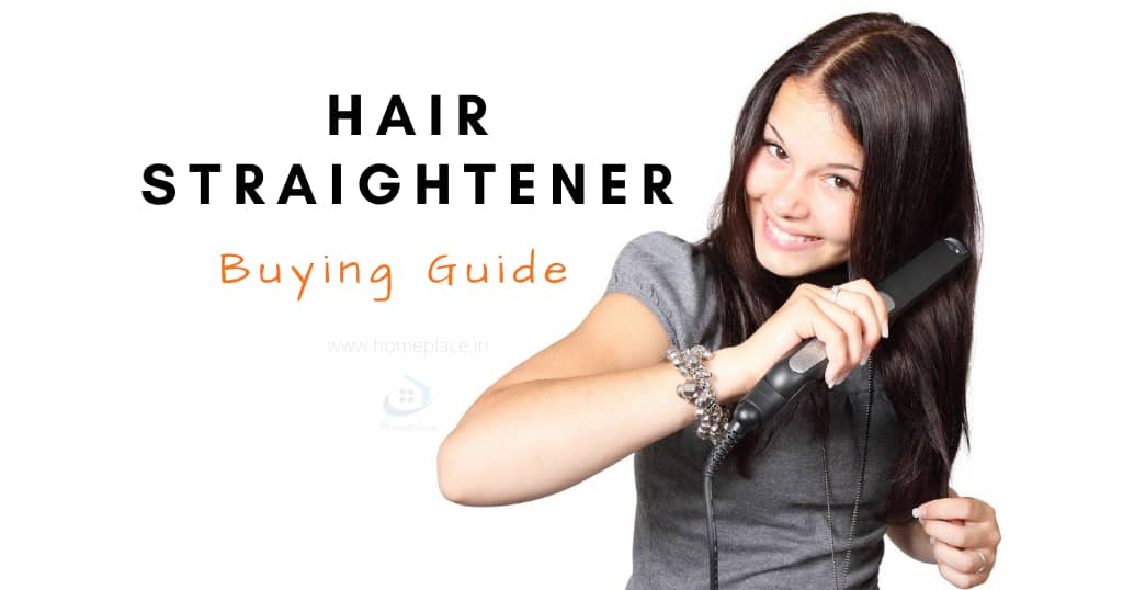 Buying Guide for Best Hair Straightener