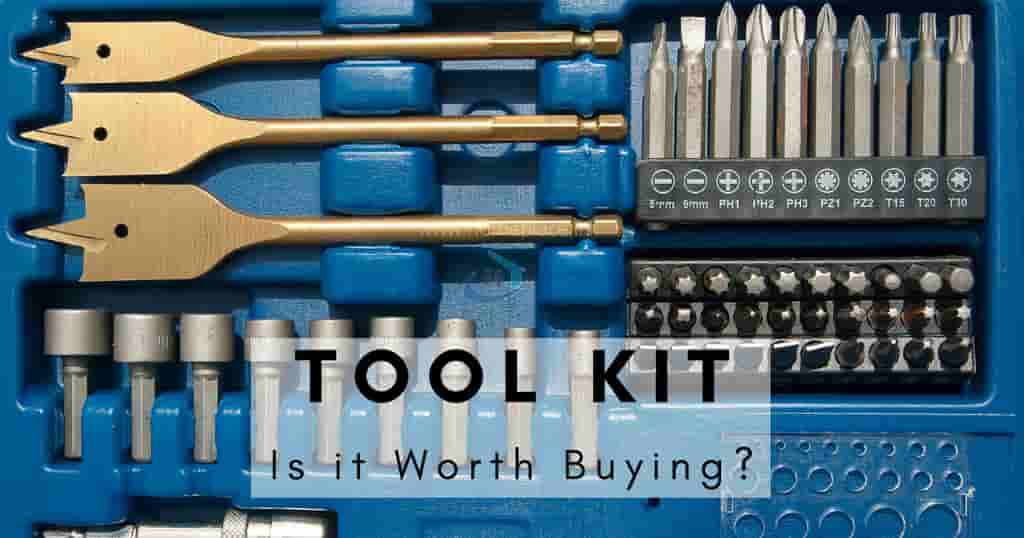 Worthiness of best tool kit for home use