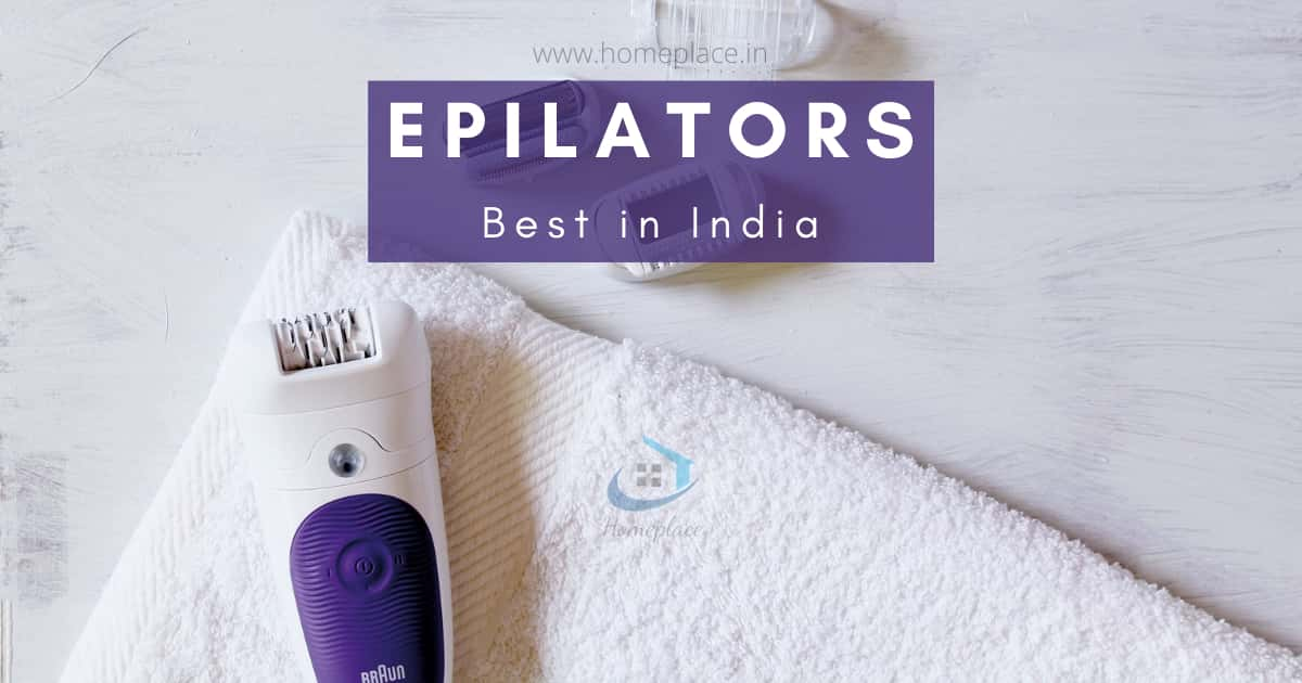 best epilator in India