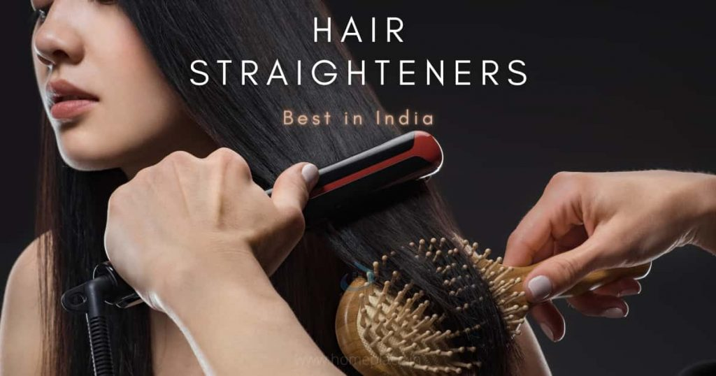 Best Hair Straightener in India (2021) for Hairstyling