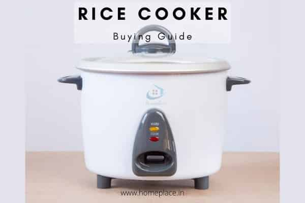buying guide for best rice cooker