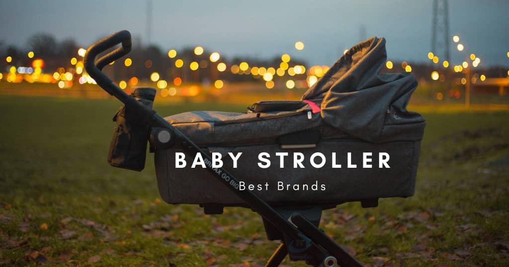 best baby stroller brands in India
