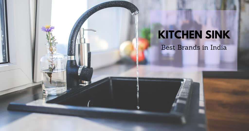 Best kitchen sink brands in India