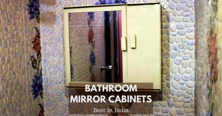 best bathroom mirror cabinets in India