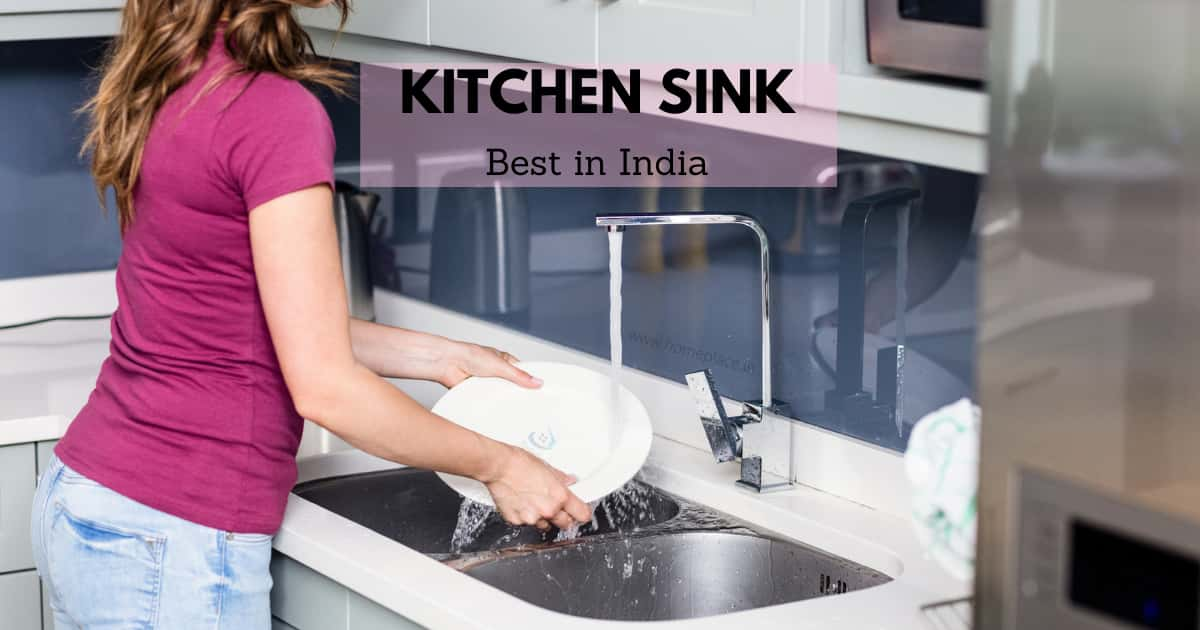best kitchen sink in India