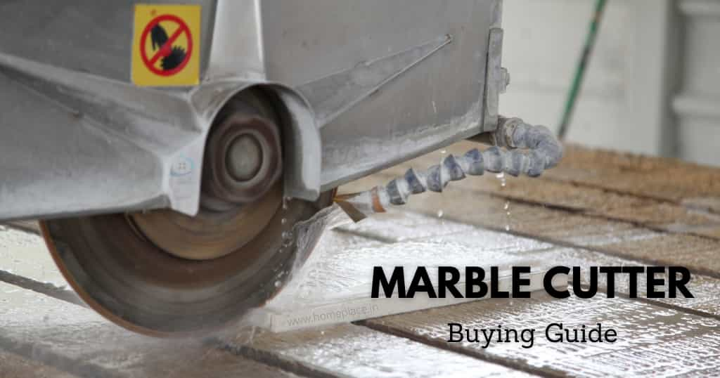 buying guide for best marble cutter in India