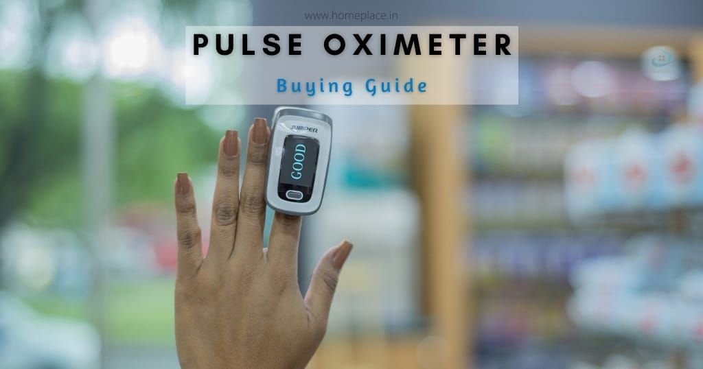 buying guide for best pulse oximeter in India