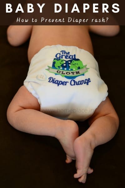 how to prevent diaper rash on babies in India