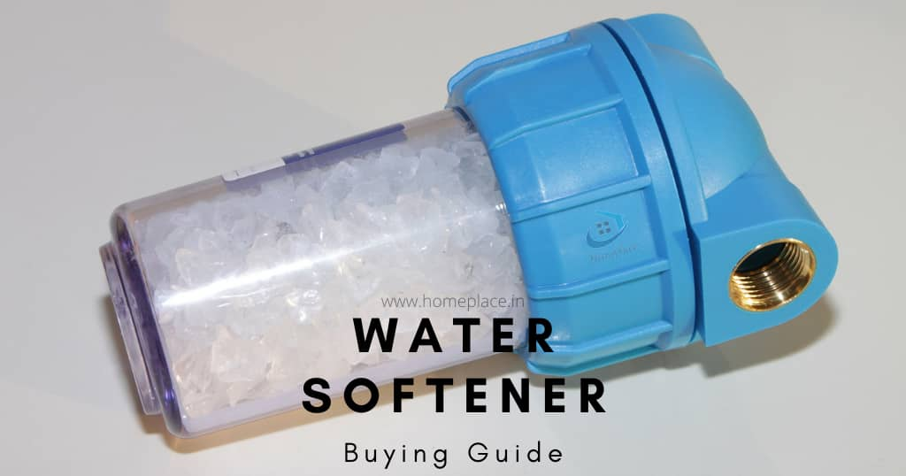water softener buying guide in India