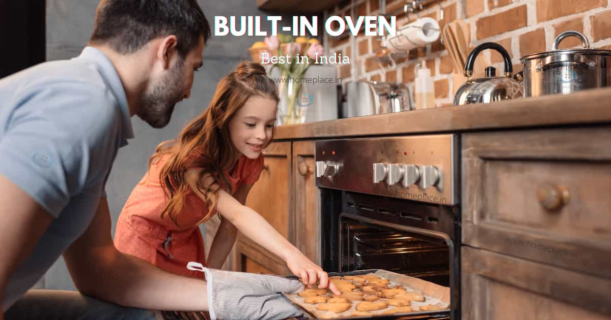 best built-in ovens in India