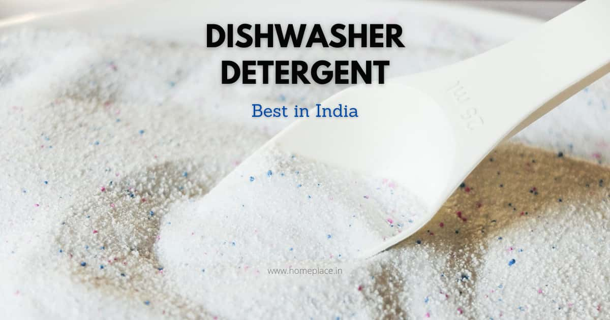 best dishwasher detergent in India