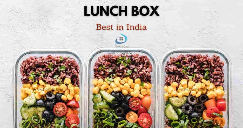 best lunch box for office india