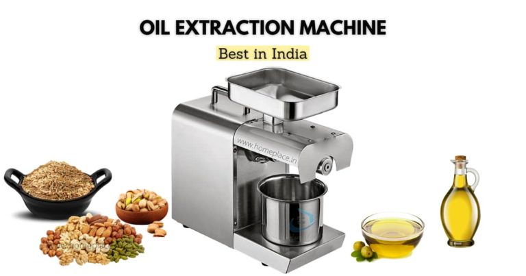 best oil extraction machine for home in India