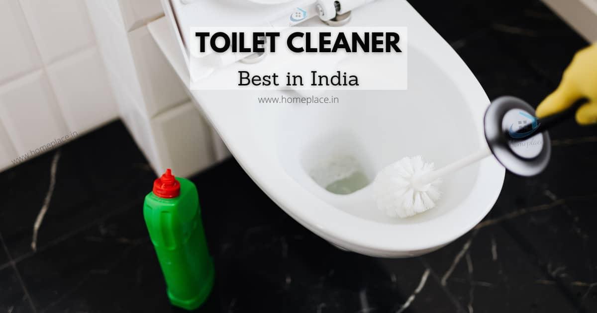 best toilet cleaner in India