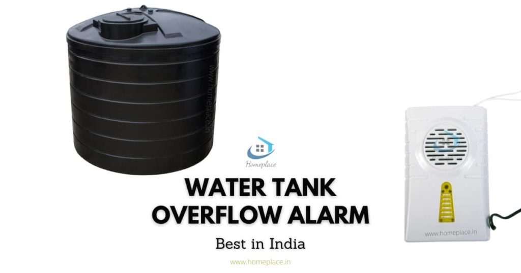Best Water Tank Overflow Alarms in India – Get Automated Alert in time