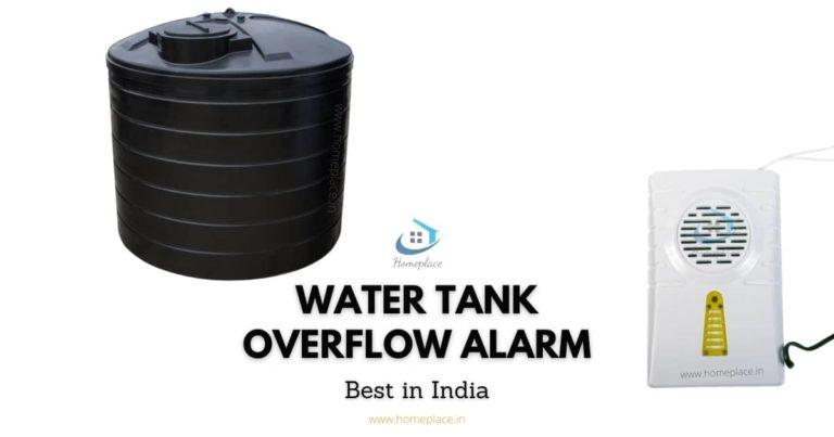 best water tank overflow alarm in India