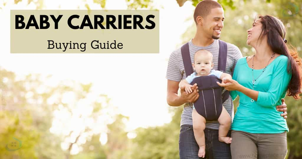 buying guide for best baby carriers in India