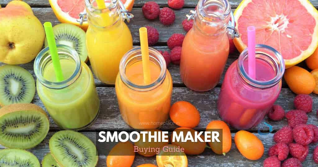 buying guide for best smoothie maker in India