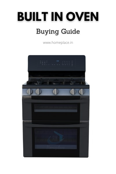 buying guide for built in oven